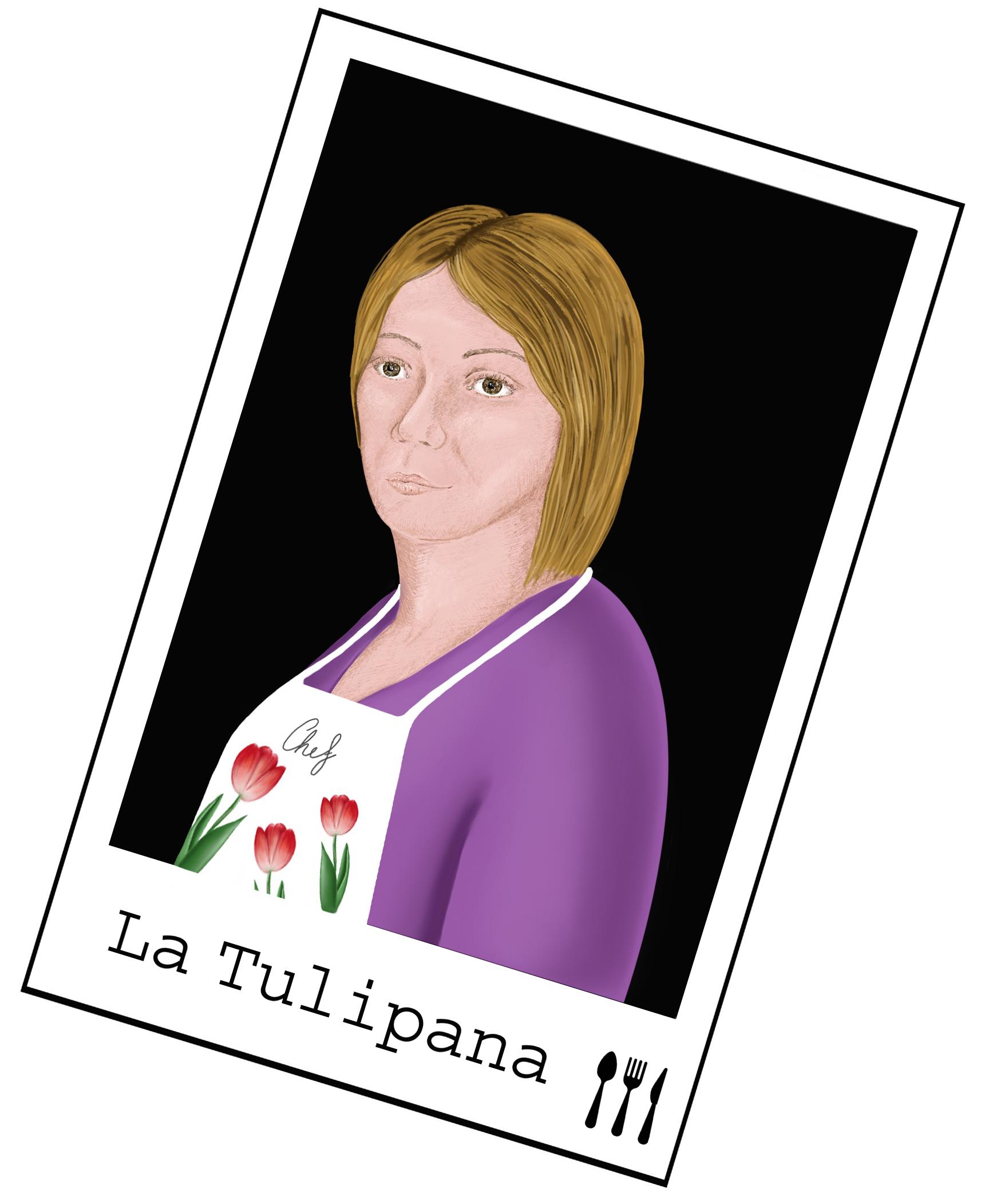la tulipana